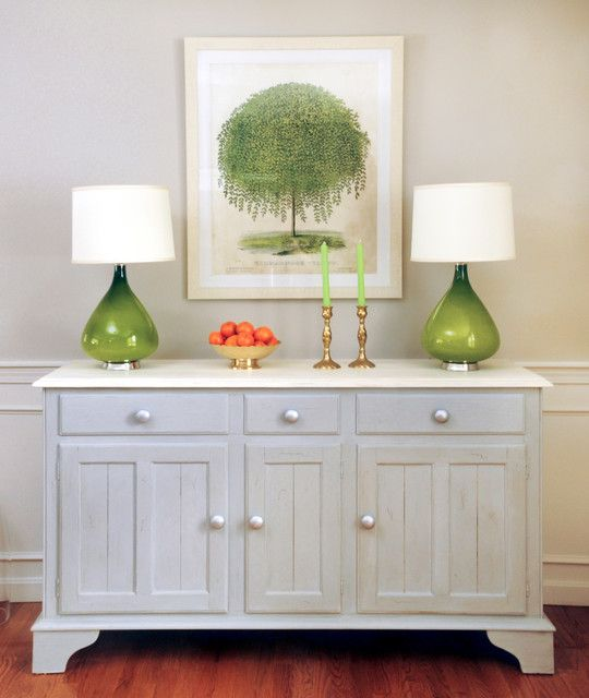 chalk paint sideboard images | dining room buffet Repurposed Chalk ...