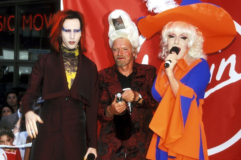 The Grand Opening of The Virgin Megastore At Union Square - September 28, 1998