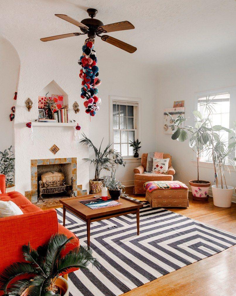 This Playful Wonderland Is a Fiber Artist\'s Home-Meets ...