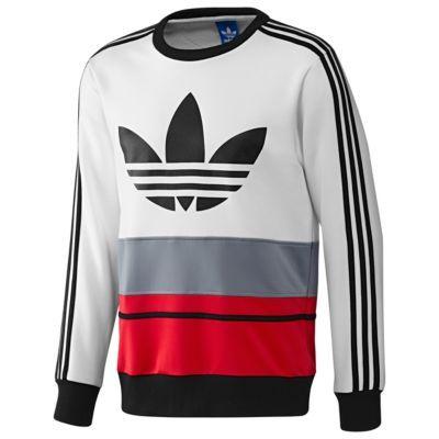 74126f5347 adidas C90 Art Fleece Sweatshirt... JUST got it   Athletic/Casual ...