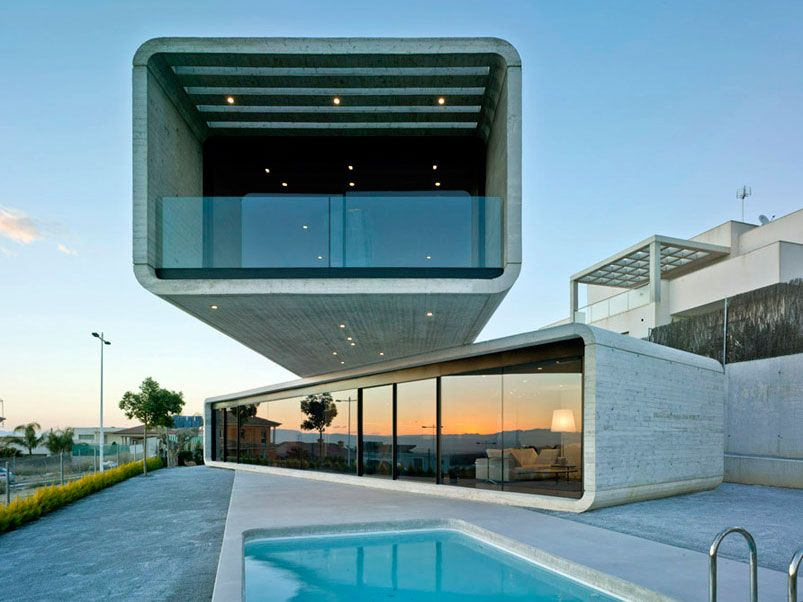 contemporary architecture Top Contemporary Architecture Design Ideas