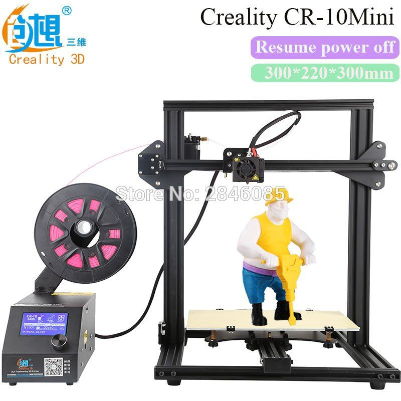 On sale US $35954 CREALITY 3D Official Store 3D Printer CR-10 - free resume printer