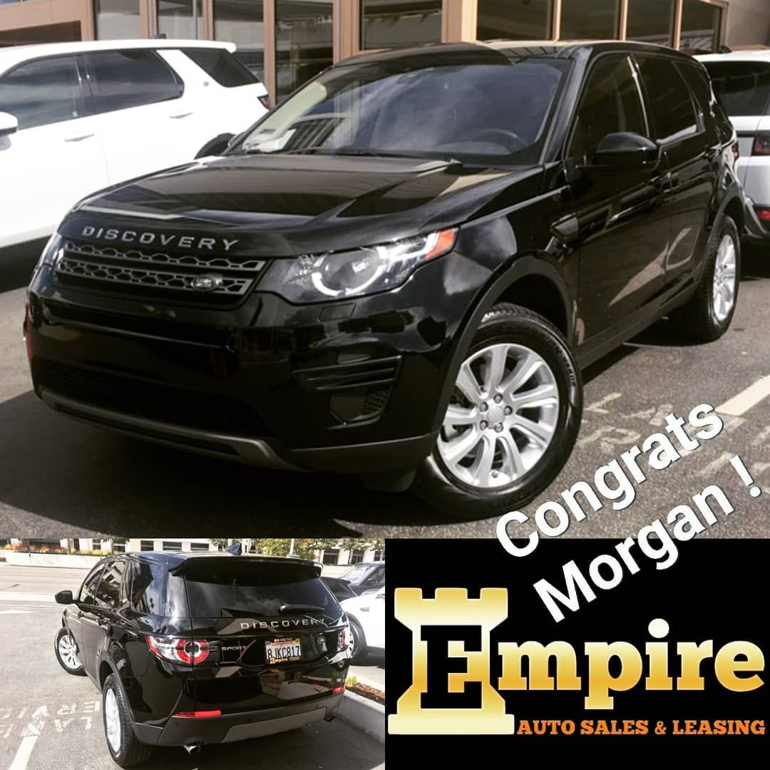 Congratulations on your 2019 Land Rover Discovery