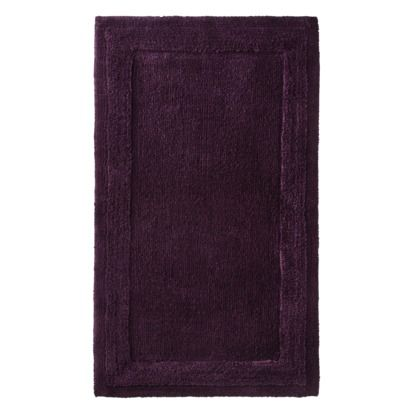 Thomas O 39 Brien Reg Bath Rug Pike Purple Bath Rug