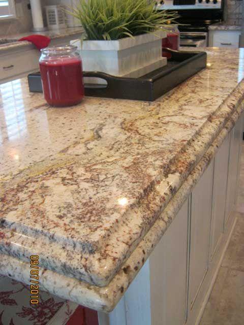 Love This Countertop   White Spring Granite