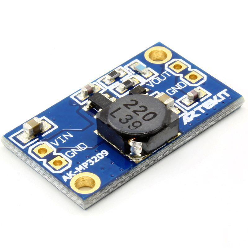 AK-MP3209 – Boost Converter Breakout