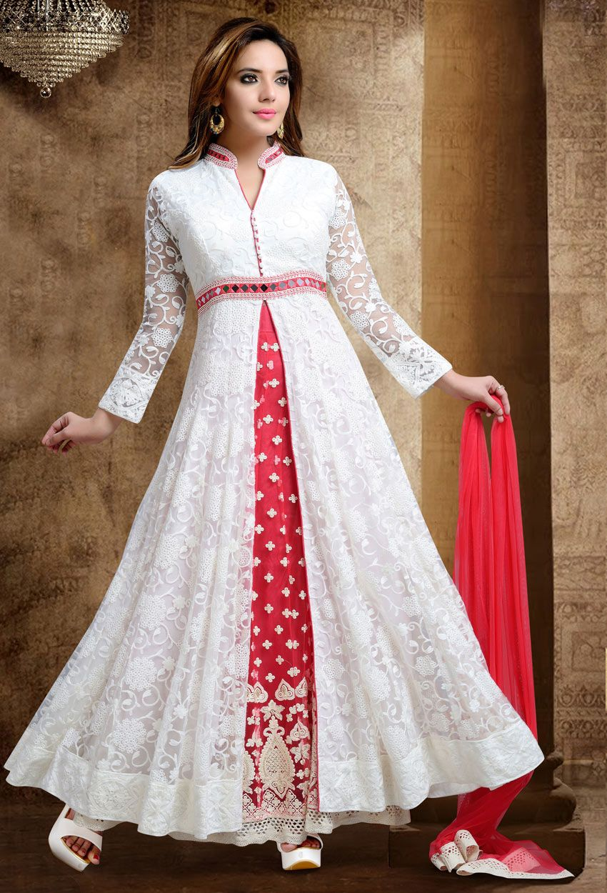 Rayon Printed Gown Dress With White Jacket For Women /&girls  Designer Dresses  Designer Gown  Party Wear Gown  Wedding Dresses  Free Shiping