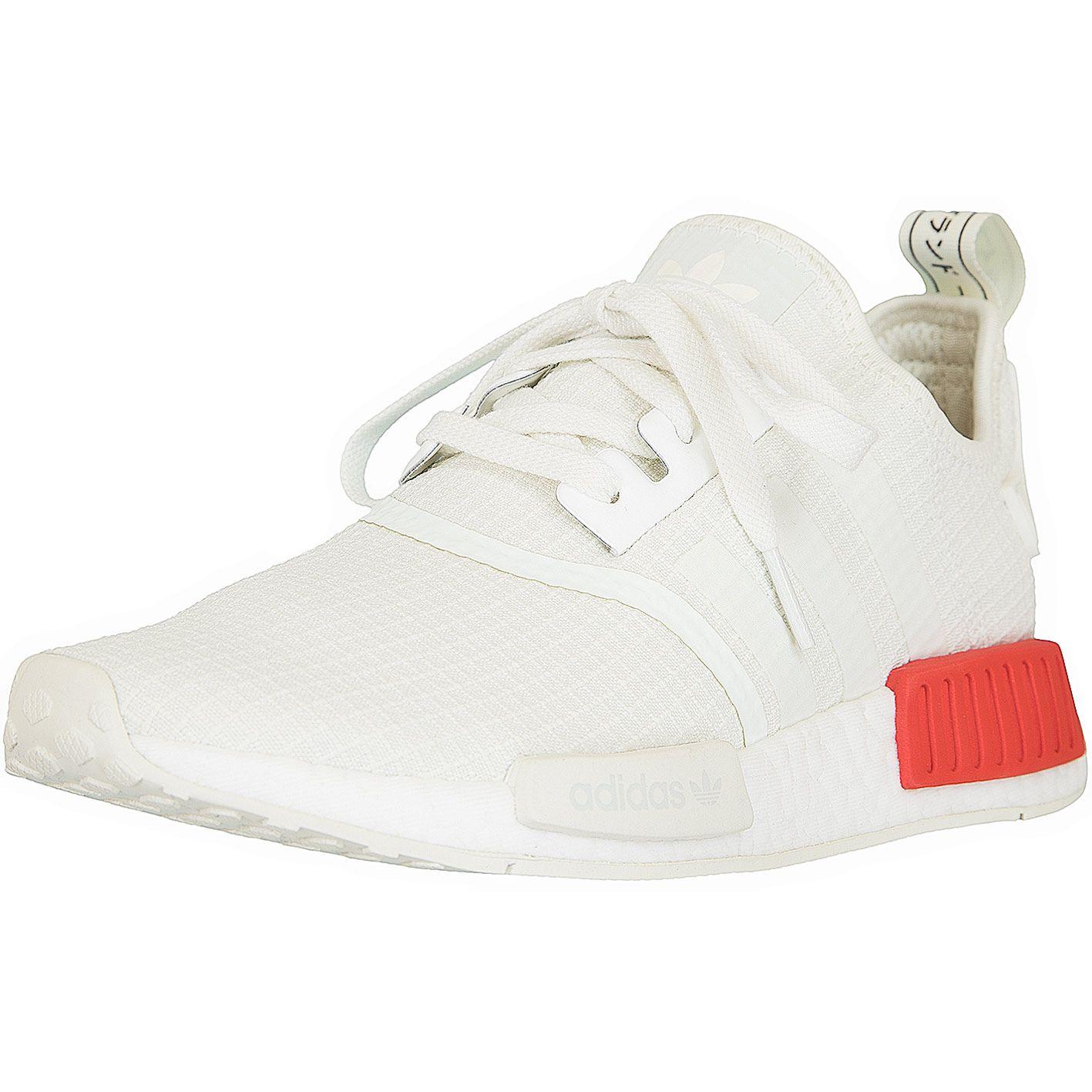 Adidas Originals Sneaker Nmd R1 Weiss Rot Hier Bestellen Adidas Originals Sneaker Adidas Originals Sneaker