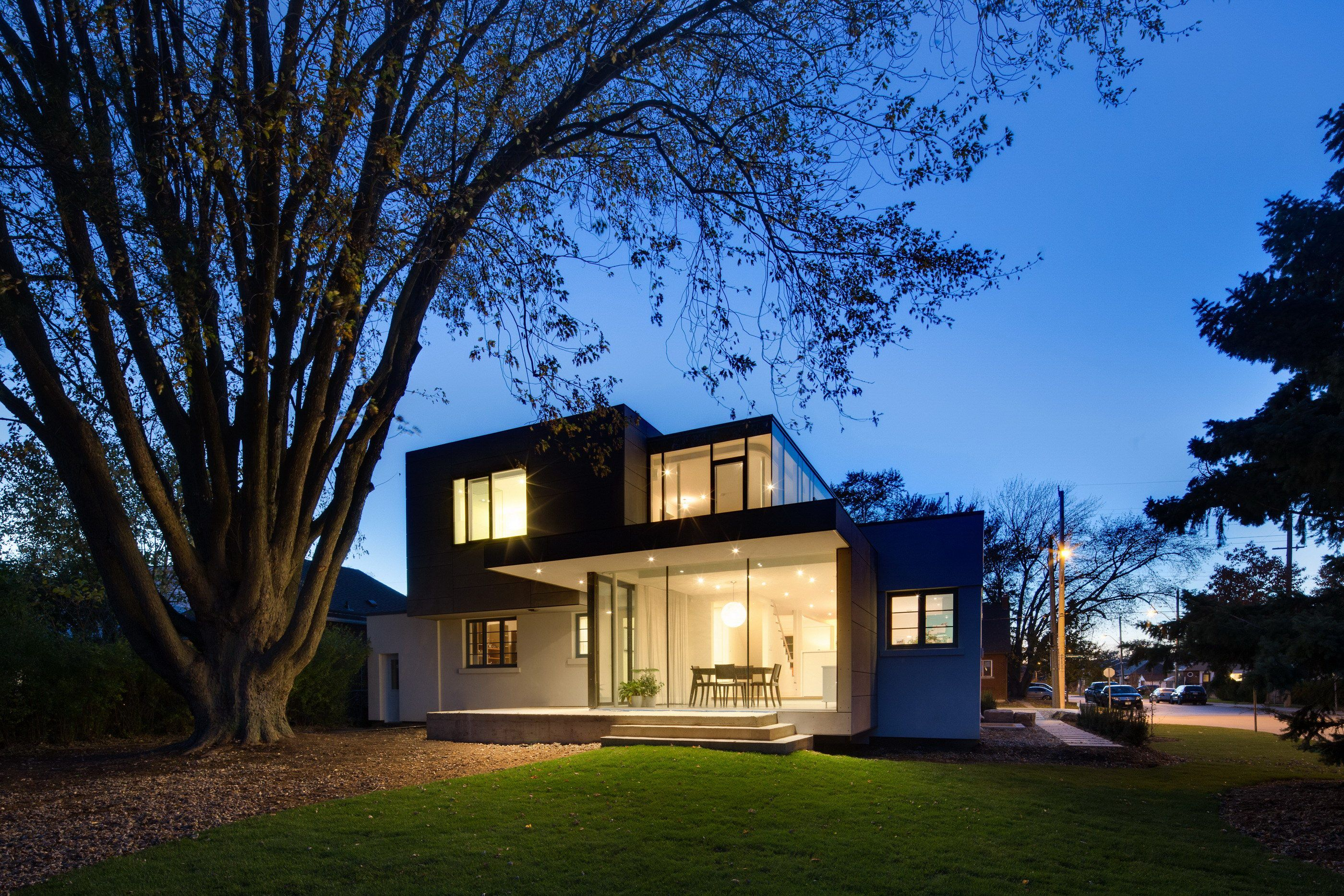 The Hambly House Art Moderne Home Renovation Wowow