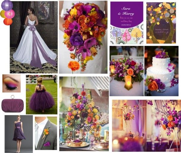 Page Not Found Orange Yellow Weddingsorange Wedding Themespurple
