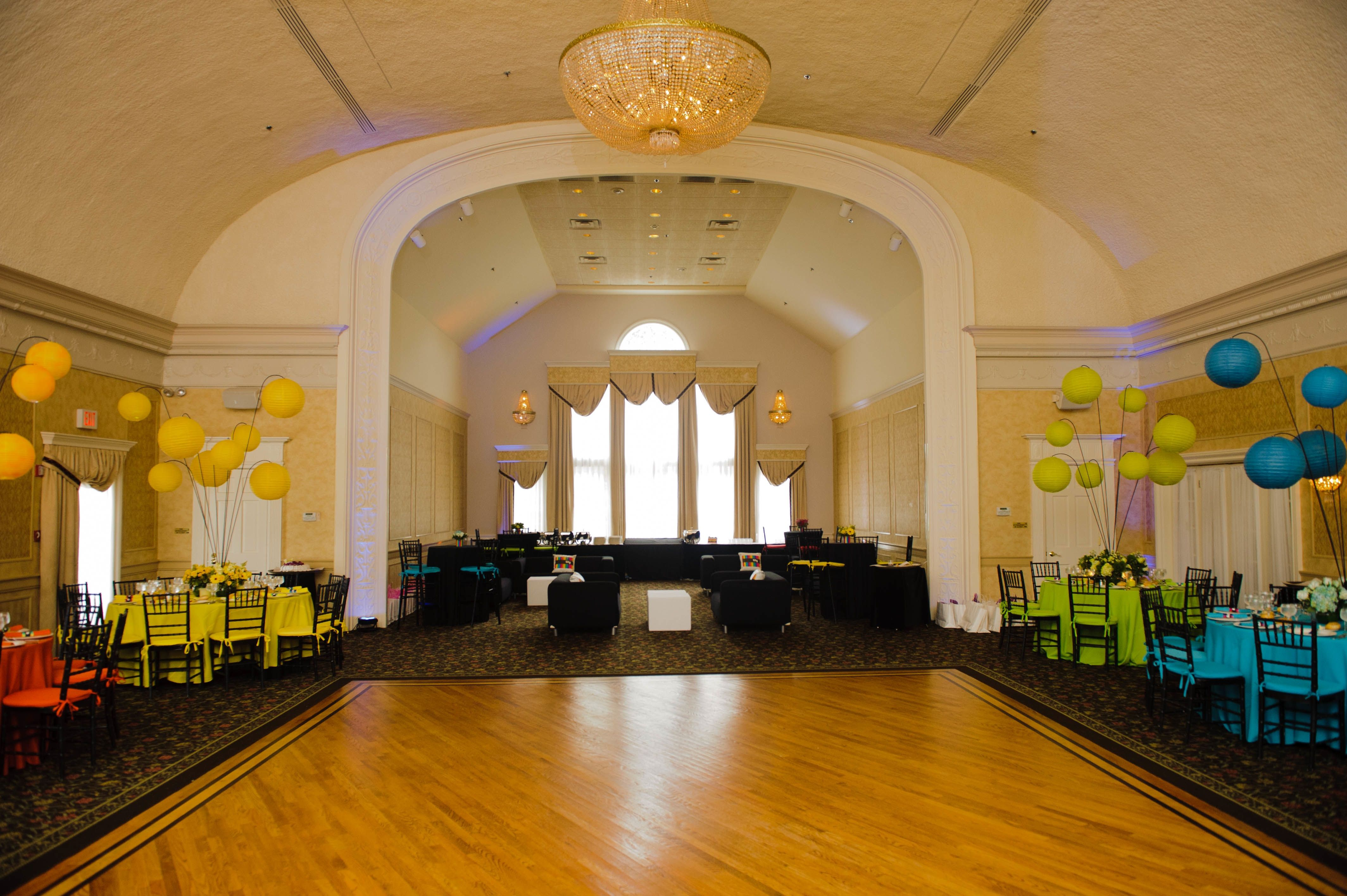 Lily S Bat Mitzvah Celebration That Took Place At Maplewood Country Club