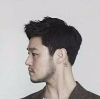 rugged short hairstyle for asian men  asian men hairstyle