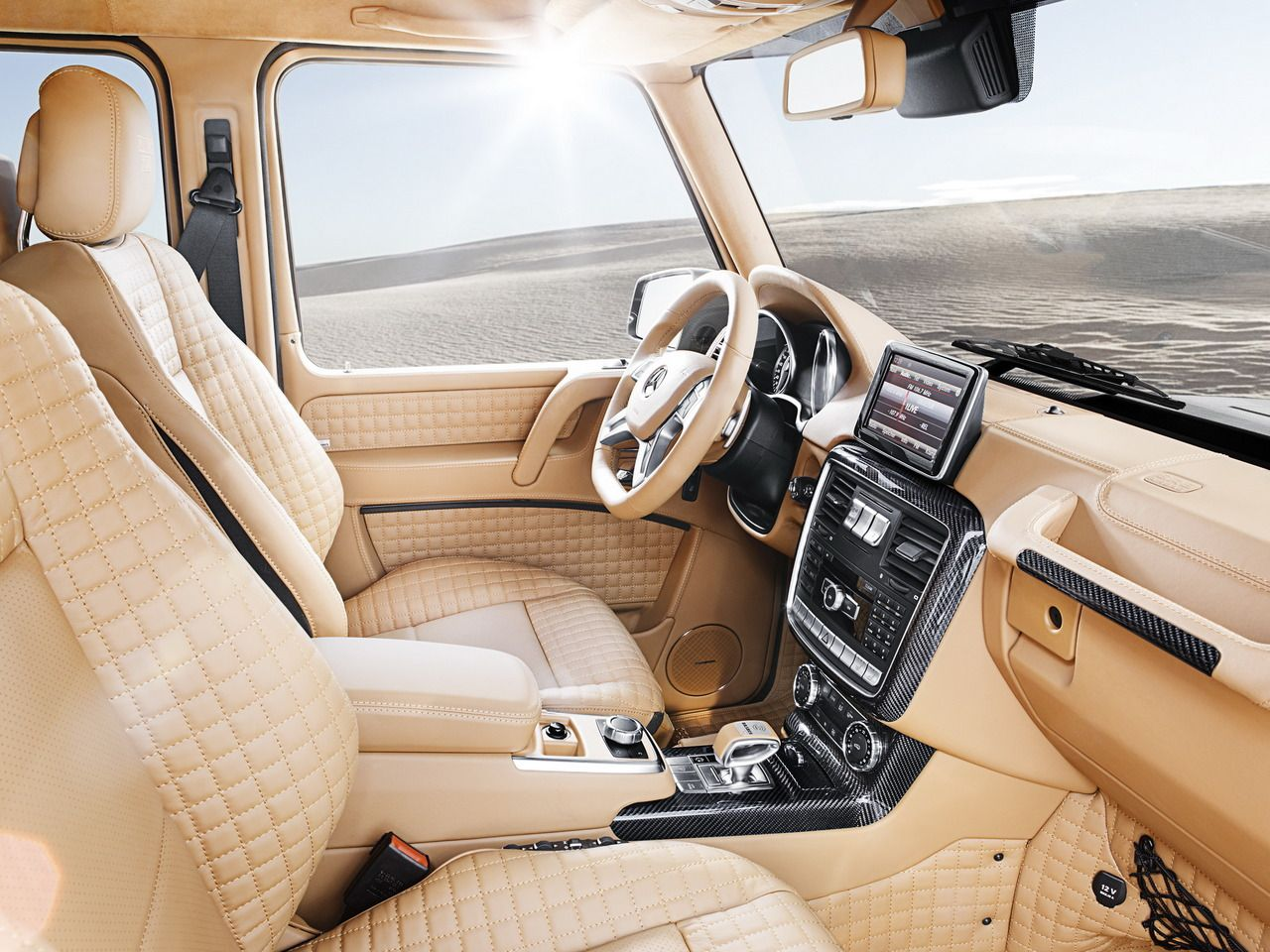 2013 Brabus Mercedes Benz G63 Amg 6x6 With Images Benz Suv