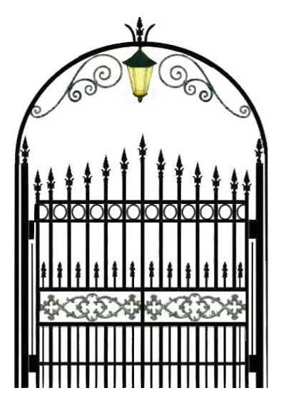 Design Ideas wrought iron - could get embroidered | More Embroidery ...