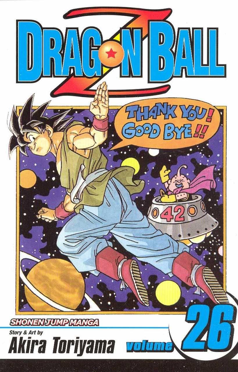 Dragon Ball Z 26 Vol 26 Issue Dragon Ball Dragon Ball Z