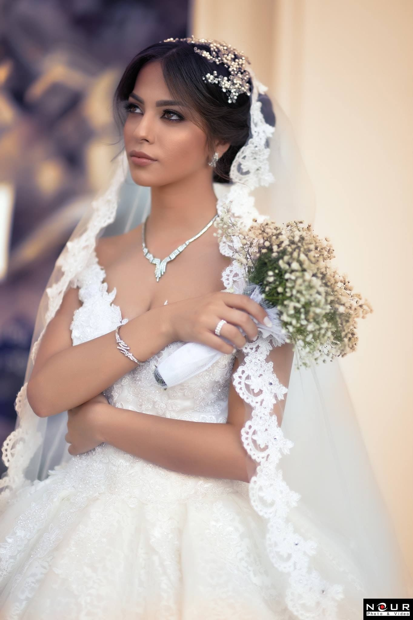 Oportunidades impresionantes peinados de novia con velo Galería de cortes de pelo Consejos - Pin de Katherine Riascos Arana en Peinados | Fotos ...