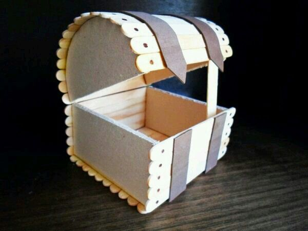 Pin By Shailja Mysteriousgul On Diy Bags Craft Stick Crafts