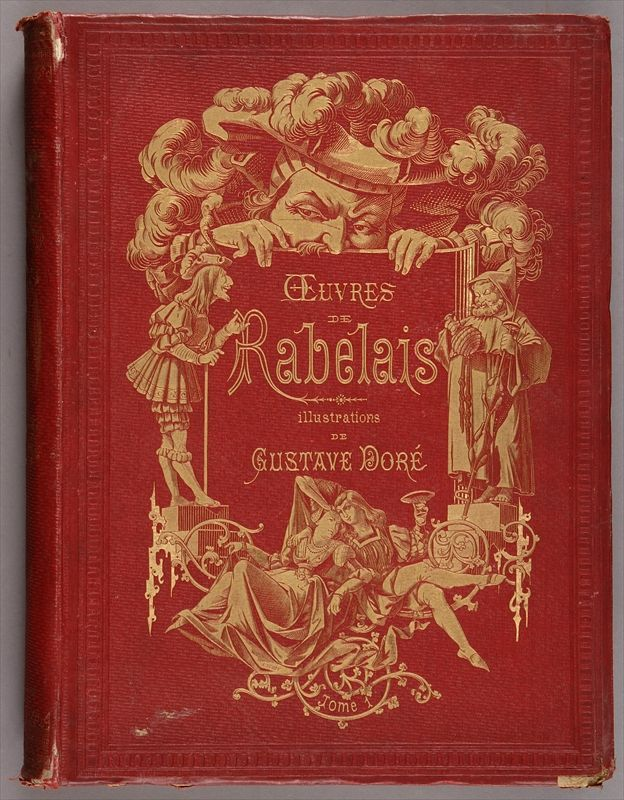 Rabelais illustrated by Dore