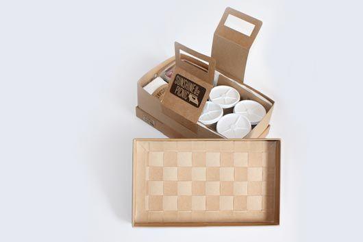 Wedding Take Away Gifts: 30 Examples Of Take Away Food Packaging Design