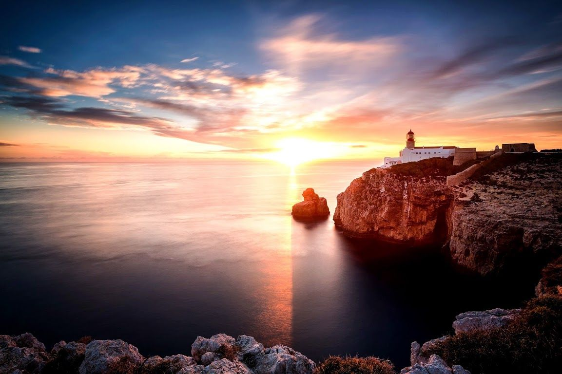 Cabo de São Vicente [Parque Natural do Sudoeste Alentejano e Costa Vicentina] - Vila do Bispo, Algarve.