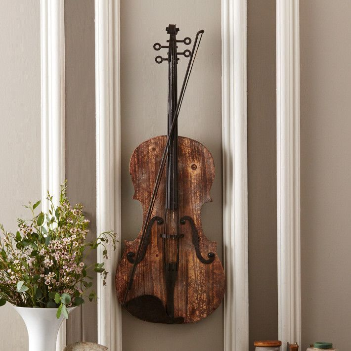 Violin Wall Art | Crafts | Pinterest | Walls, Instruments and Cello