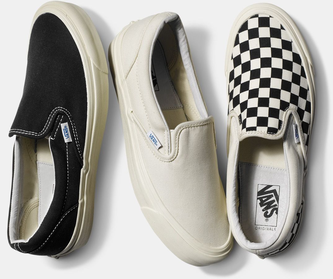 Vans® Vault Collection | Shop Vault Shoes at Vans. OG SLIP-ON LX