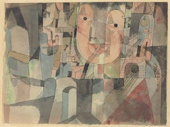 Paul Klee Drawings Paul Klee 1879 1940 Der Man Der Reise Impressionist Modern Art