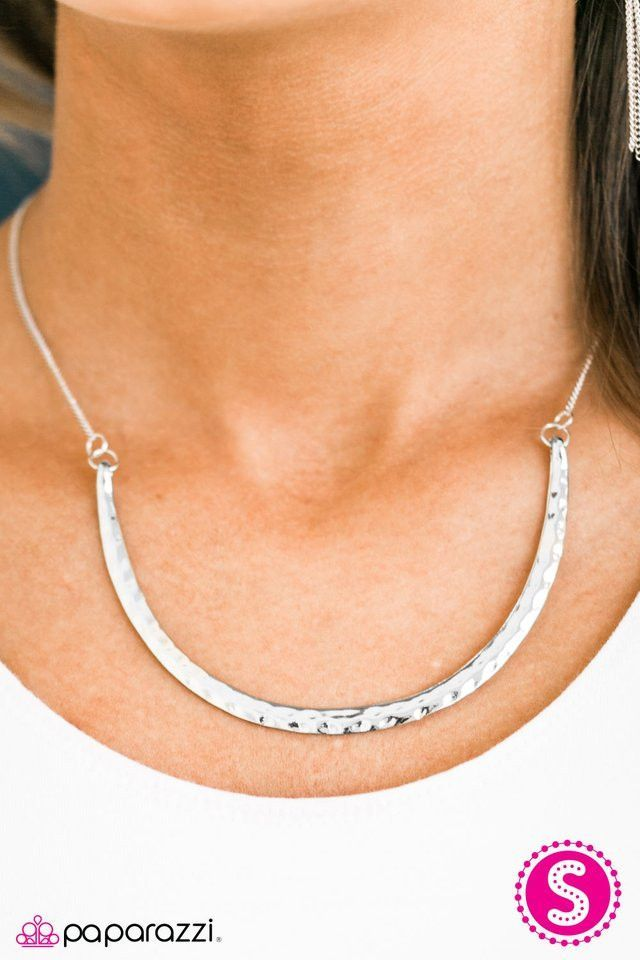 Bull-Headed - Silver Necklace