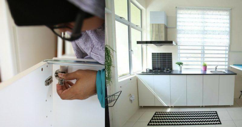 Nak Ada Kabinet Dapur Ramai Yang Mengeluh Sebab Harganya Agak Mencekik Terutamanya Bagi Mereka