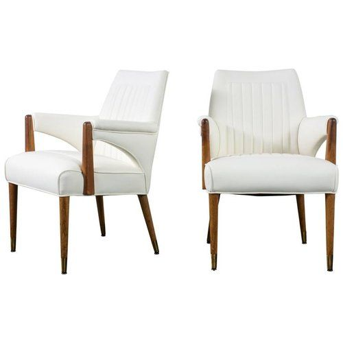 Tremendous This Pair Of Mid Century Modern Chairs Was Designed By Machost Co Dining Chair Design Ideas Machostcouk