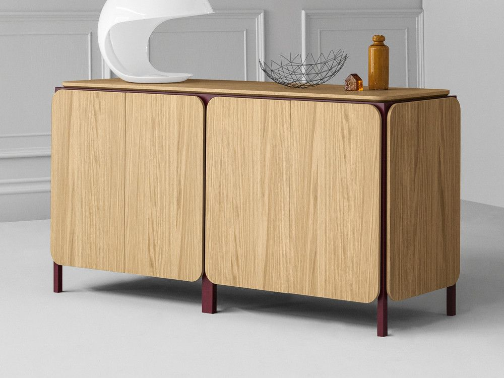 Buy the Frame Medium Sideboard by Bonaldo