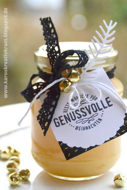 Genussvolle Weihnachten GIFTS from the kitchen - Geschenke aus der - geschenke aus der küche weihnachten