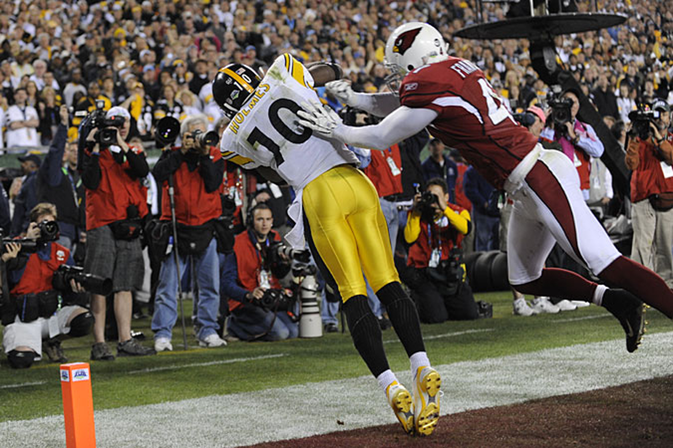 7 Years Later And Cardinals Fans Are Still Crying Foul Over The Steelers Super Bowl 43 Victory Pittsburgh Steelers Steelers Superbowl 43