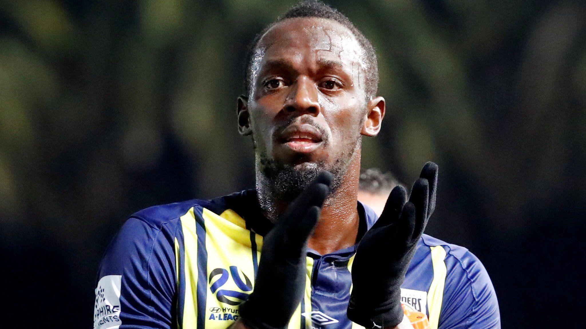 Usain Bolt Eighttime Olympic champion 'turns down