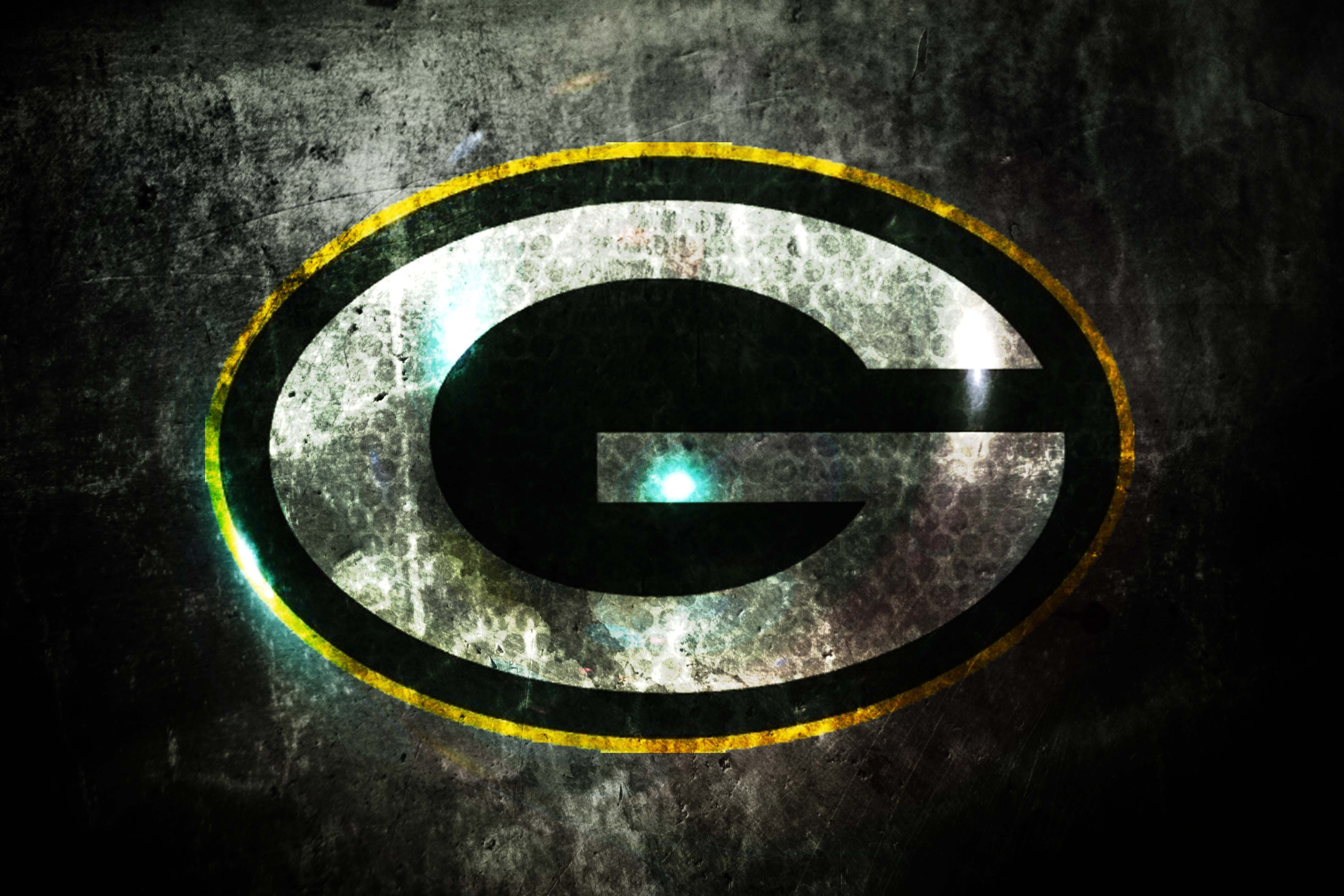 Green Bay Packers Logo 3D Desktop Wallpapers HD