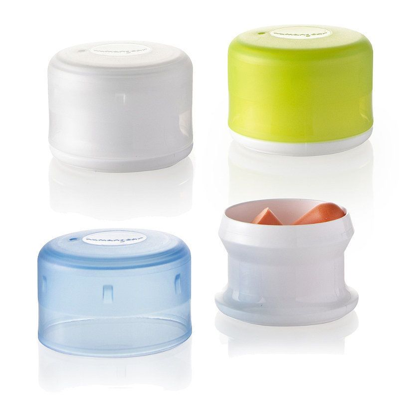 humangear Go 3 Pack Small Travel Tubs - Clear/green/blue | Tubs