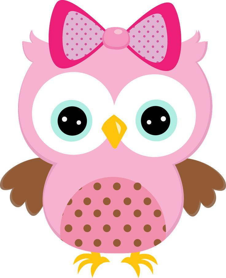 76 awesome cute pink owl clipart abby s first birthday pinterest rh pinterest co uk free pink owl clipart Green Owl Clip Art
