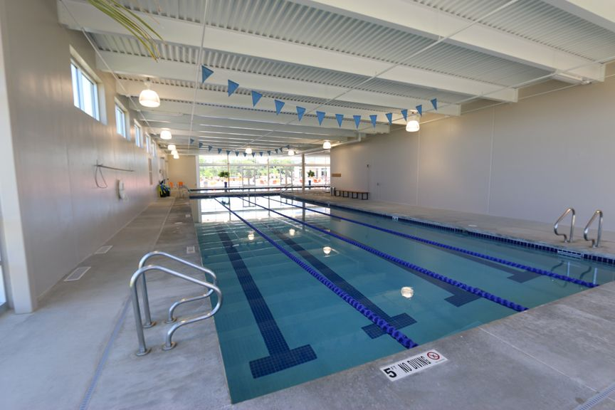 Wisconsin Athletic Club Athletic Clubs Exercise Pool Personal Training Studio