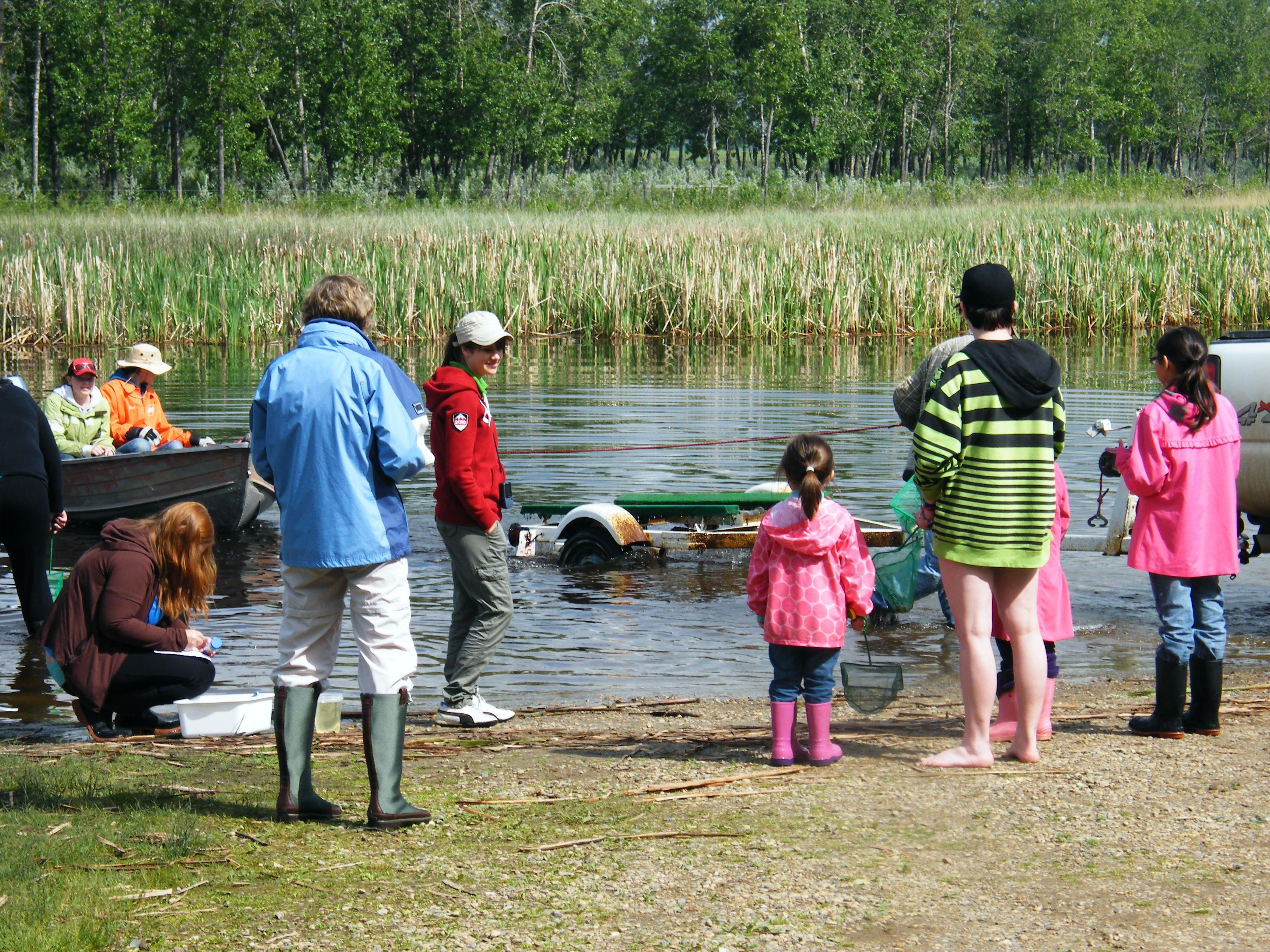 "Red Deer River Watershed Alliance hosting ""Lake Days"
