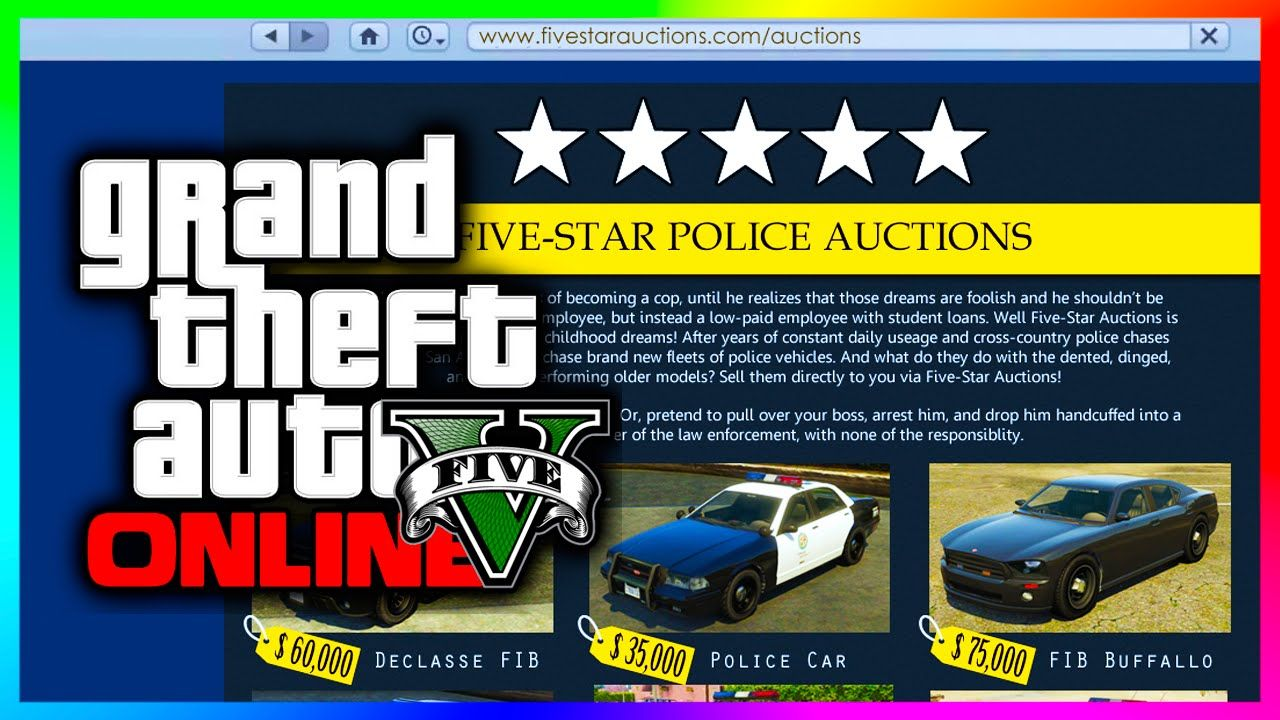 GTA 5 Online - Police Vehicles & FIB Cars Website Concept Idea! (GTA V) | Police  cars, Gta 5 online, Gta