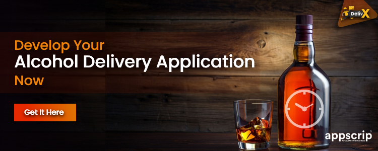 Alcohol Delivery Applications Bringers Of Pleasure