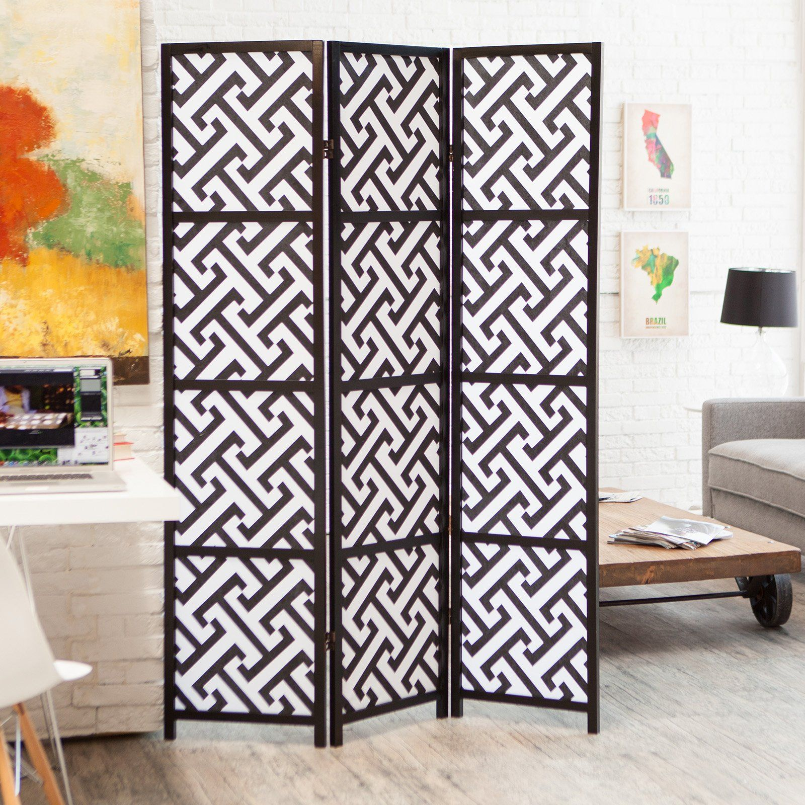Pin On Decorating Ideas Accent furniture room dividers