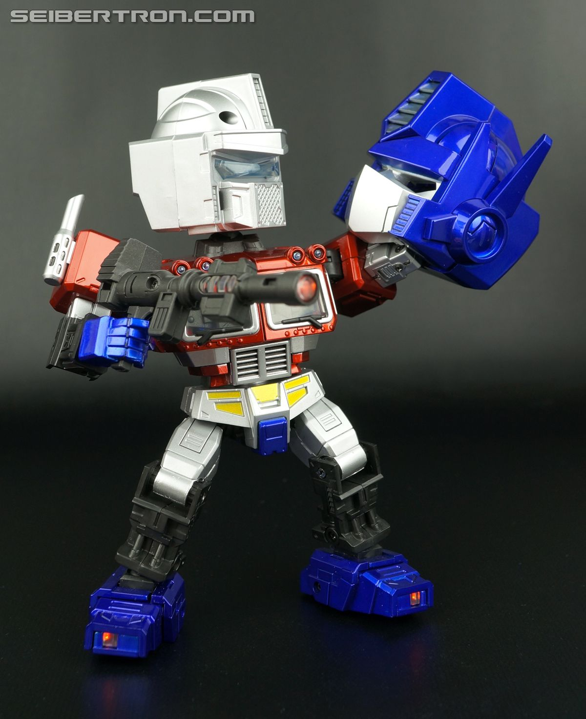 Kids Logic Mecha Nations Mn 01 Optimus Prime