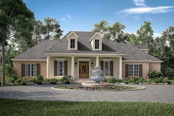 House Plan 430-153 HOME Pinterest House, Dream house design