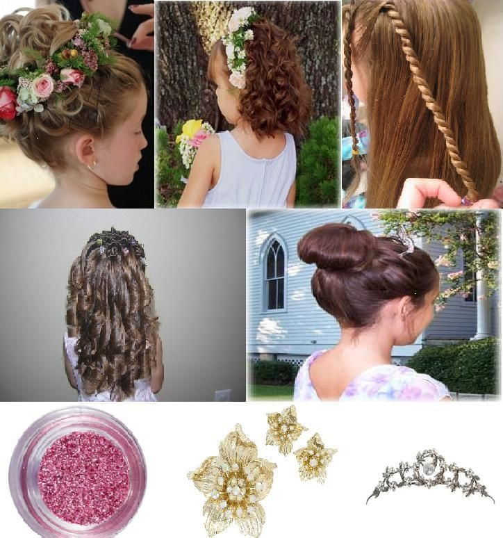 Step By Step Wedding Hairstyles: Kids Hairstyle For Wedding Step By Step Wedding Hairstyles