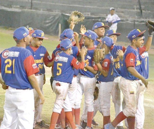 Venezuela se coronó campeón invicto del latinoamericano intermedia
