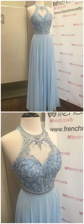 Feminine prom dresses lace blue prom dresses long prom dresses