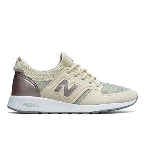 420 REVlite Slip On Women's Sport Style Shoes Off White
