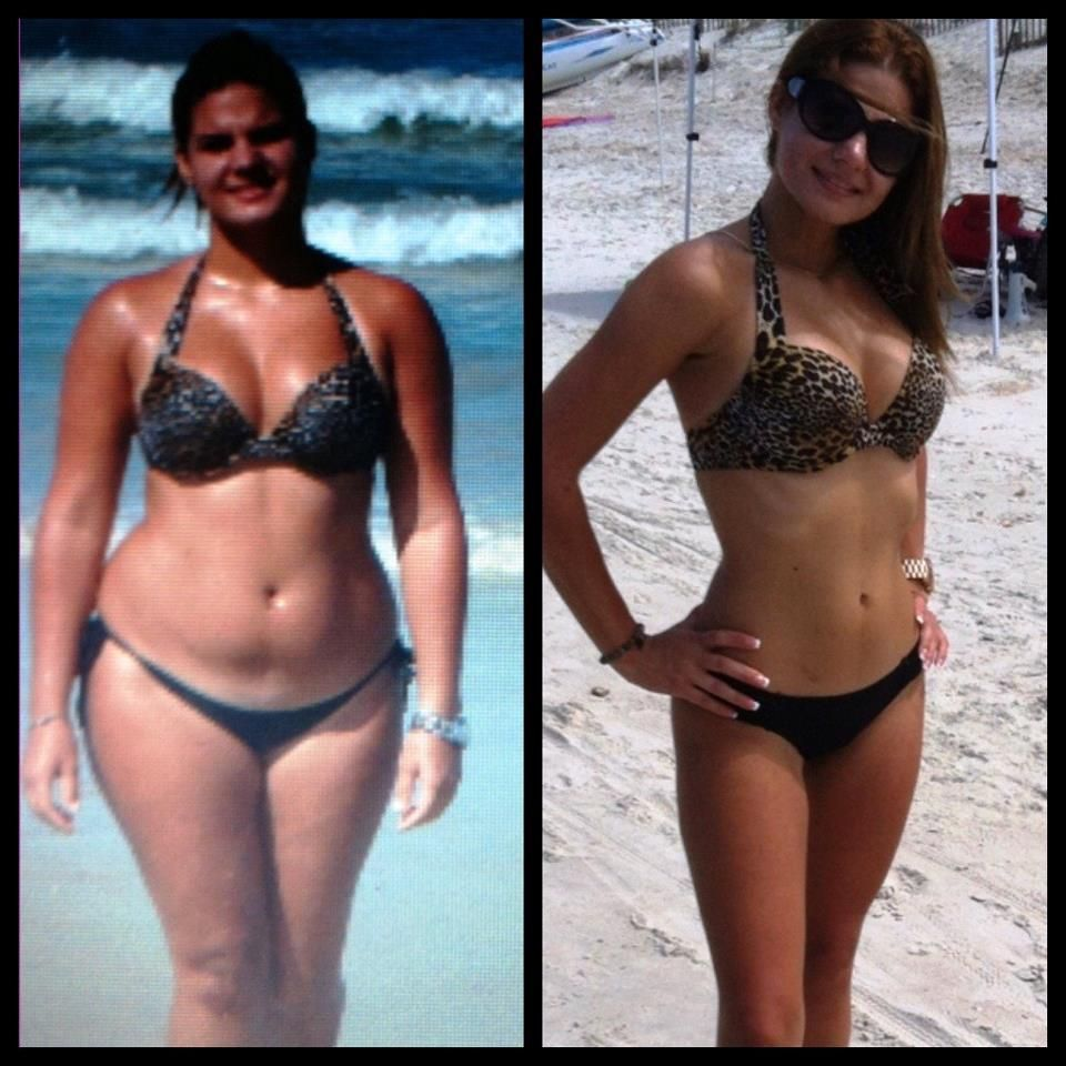 Amazing Before and After Transformations!! How did she do ... - photo #18