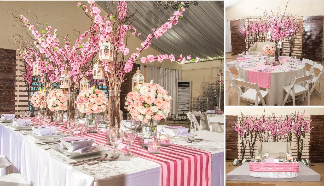 Event Styling Philippines Wedding catering, Wedding